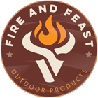 Fire and Feast Products designs and builds outdoor furniture